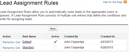 2014-01-02 09_21_56-Lead Assignment Rules ~ salesforce.com - Developer Edition